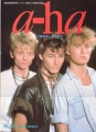 A-HA A-ha JAPAN Picture Book