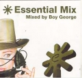BOY GEORGE Essential Mix USA CD DJ Dance Compilation
