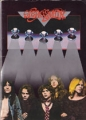 AEROSMITH 1977 JAPAN Tour Program