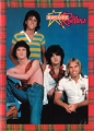 BAY CITY ROLLERS 1977 JAPAN Tour Program