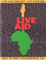 MADONNA Live Aid 1985 USA Tour Program