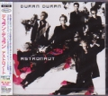 DURAN DURAN Astronaut JAPAN CD w/Bonus Track