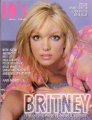 BRITNEY SPEARS HX (11/23/01) USA Gay Magazine
