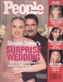 SHARON STONE People Weekly (3/2/98) USA Magazine
