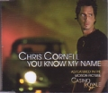 CHRIS CORNELL You Know My Name EU CD5 JAMES BOND 007 Casino Royale