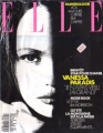 VANESSA PARADIS Elle (4/29/91) FRANCE Magazine