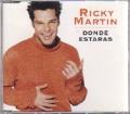 RICKY MARTIN Donde Estaras AUSTRIA CD5 w/4 Mixes