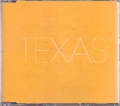 TEXAS Texas Sampler EU CD Promo Only w/8 Tracks