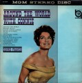 CONNIE FRANCIS Around The World With Connie JAPAN LP
