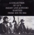 U2 A Collection Of U2's Inedit Live & Studio Rarities From 1978 To 1986 EU 2LP