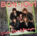 BON JOVI Livin' On A Prayer USA 7