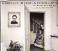 MARCELLA DETROIT Ain't Nothing Like The Real Thing w/ELTON JOHN UK CD5