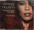 WHITNEY HOUSTON I Learned From The Best The Remixes EU CD5