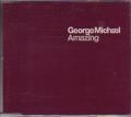 GEORGE MICHAEL Amazing UK CD5 Promo w/1 Track