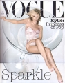 KYLIE MINOGUE Vogue (12/2003) UK Magazine