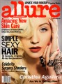 CHRISTINA AGUILERA Allure (9/06) USA Magazine