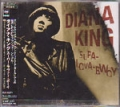 DIANA KING Supa-Lova-Bwoy JAPAN CD5 Promo