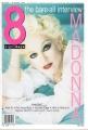 MADONNA Eight Days (10/94) SINGAPORE Magazine