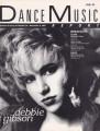 DEBBIE GIBSON Dance Music Report (10/24-11/5/87) USA Magazine