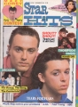 TEARS FOR FEARS Star Hits (12/85) UK Magazine