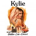 KYLIE MINOGUE Golden Live In Concert USA 2CD+DVD