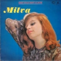 MILVA Best Star Best Album JAPAN LP