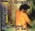 BRUCE SPRINGSTEEN The Ghost Of Tom Joad JAPAN CD w/Extra 4-Track