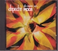 DEPECHE MODE Dream On USA CD5 w/5 Tracks