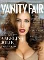 ANGELINA JOLIE Vanity Fair (7/08) USA Magazine
