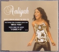 AALIYAH Don't Know What To Tell Ya UK CD5