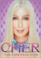 CHER The Farewell Tour USA DVD w/Special Features