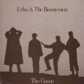 ECHO AND THE BUNNYMEN  The Game UK 7''