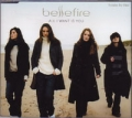 BELLEFIRE All I Want Is You (U2 Cover) UK CD5 w/2 Rare Tracks
