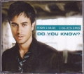 ENRIQUE IGLESIAS Do You Know EU CD5
