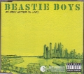 BEASTIE BOYS An Open Letter To NYC EU CD5