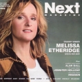 MELISSA ETHERIDGE Next (7/6/01) USA Magazine