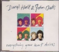 HALL & OATES Everything Your Heart Desires GERMANY CD5