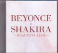 BEYONCE & SHAKIRA Beautiful Liar USA CD5 Promo