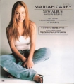 MARIAH CAREY Rainbow JAPAN Promo Flyer