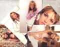 BRITNEY SPEARS Set Of 5 USA Postcards