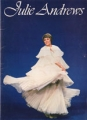 JULIE ANDREWS 1977 JAPAN Tour Program