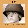 U2 The Best Of 1980-1990 USA 2LP