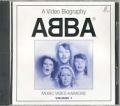 ABBA A Video Biography UK VCD Video Collection Part 1