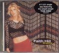 FAITH HILL Breathe AUSTRALIA CD5 w/4 Tracks