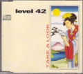 LEVEL 42 Take A Look UK CD5