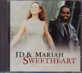 JD & MARIAH Sweetheart USA CD5 w/2 Versions