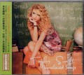 TAYLOR SWIFT Unreleased Songs CHINA CD