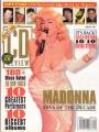 MADONNA CD Review (9/94) USA Magazine
