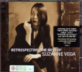 SUZANNE VEGA Retrospective: The Best Of Suzanne Vega UK 2CD