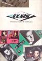 DEAD OR ALIVE U.K. Now JAPAN Promo Kit w/Booklets, Sticker Sheet & Postcards